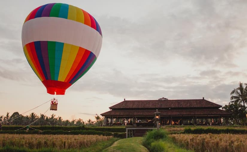 The Chedi Club Tanah Gajah at Ubud